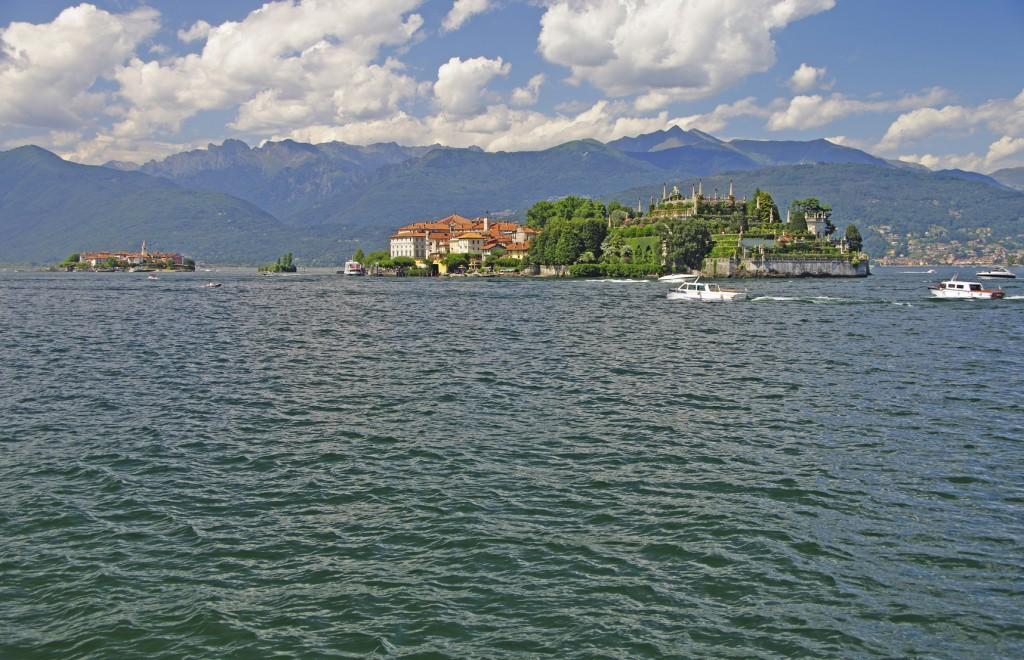 Paradiesische Inseln im Lago Maggiore - Insel Isolabella